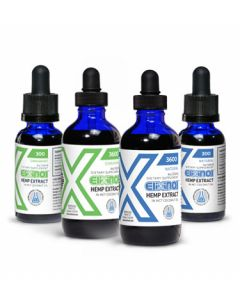 CBD Tincture – Hemp Extract Oil Drops