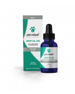 Pet Releaf - CBD Hemp Oil for Cats & Dogs