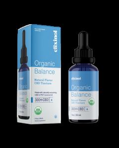 Organic Balance CBD Tincture - Natural Flavor
